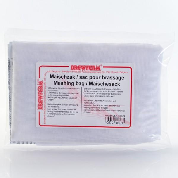 Maischesack für eine optimale Spülung der Maische, auch zum Hopfen kochen geeignet