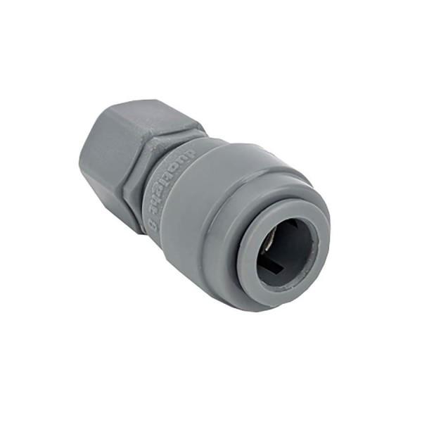 """Duotight 8 mm (5/16"""") Steckanschluss auf FFL-Kupplung"""