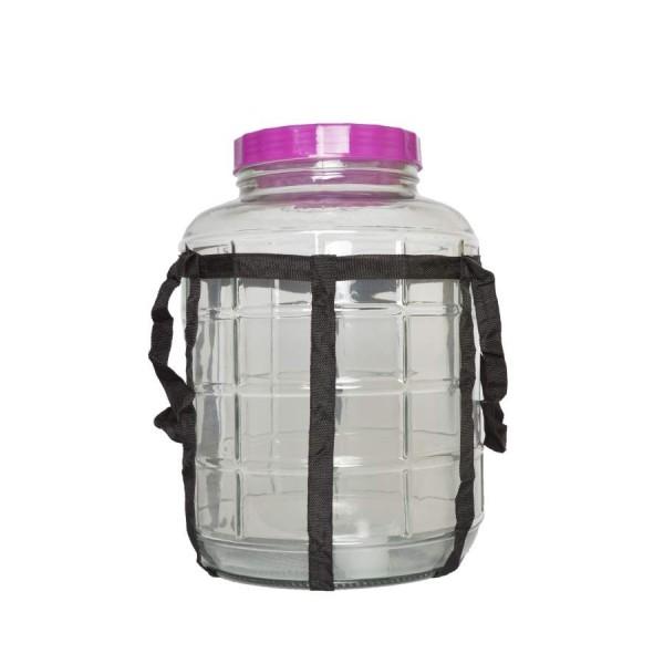 Brewferm Royal Bubbler - Gärbehälter aus Glas