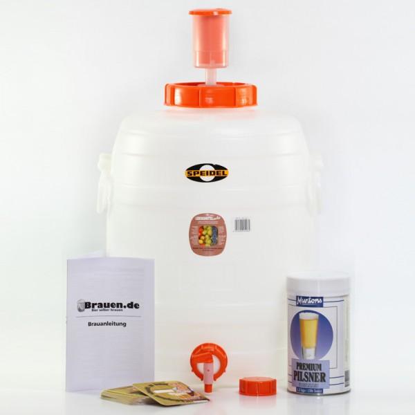 Speidel Bierbrauset für Anfänger bis 23 Liter