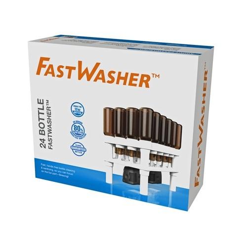 """""""FastWasher ™24"""" der Flasschenreniger"""