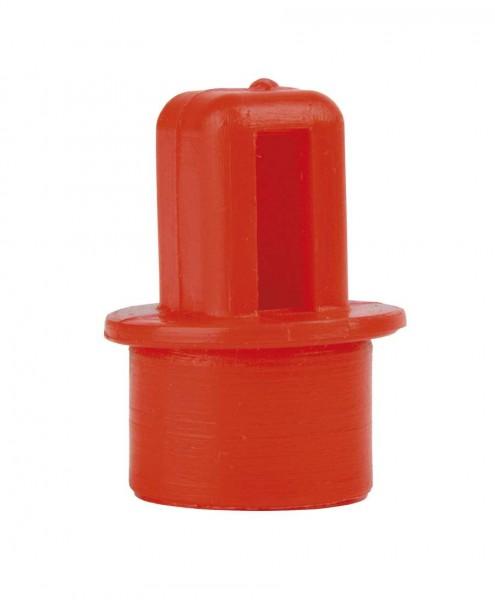 Filter/Reduzierstück für Auslaufhahn PVC mit Gegenmutter