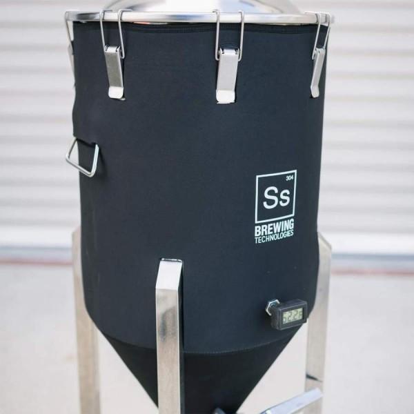 Ss Brewtech™ Jacket für 53 l (14 gal) Chronical Fermenter Brewmaster Edition