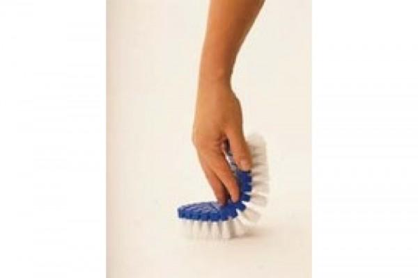 Flexible Reinigungsbürste vielseitig einsetzbar