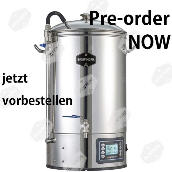 Brew Monk™ Alles-in-einem-Brausystem - bis zu 30 l Bier brauen