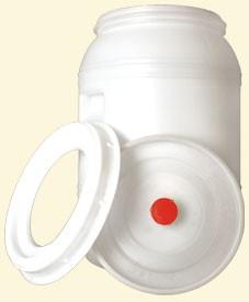 Maischefass Rund 120 Liter
