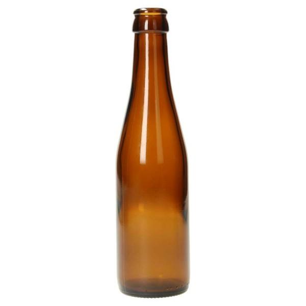 Bierflasche Vichy 25 cl, braun, im Flaschen-Karton 24 Stück - 250ml
