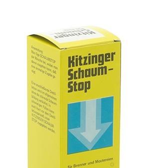 Kitzinger SCHAUMSTOPP 100 ml für Brenner und Mostereien