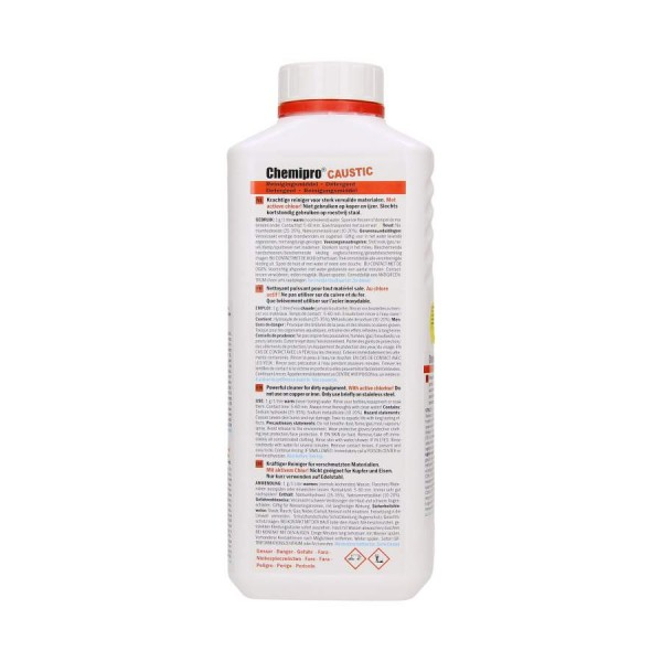 1 kg Chemipro Caustic Reinigungsmittel mit aktivem Chlor
