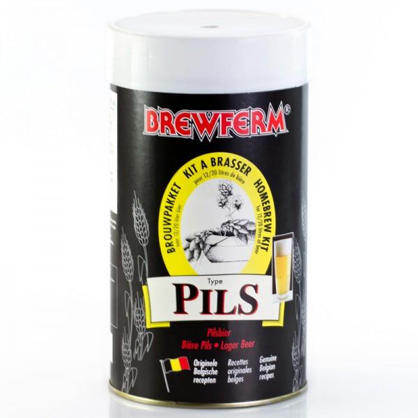 Brewferm 1,5kg Pils Bierkit