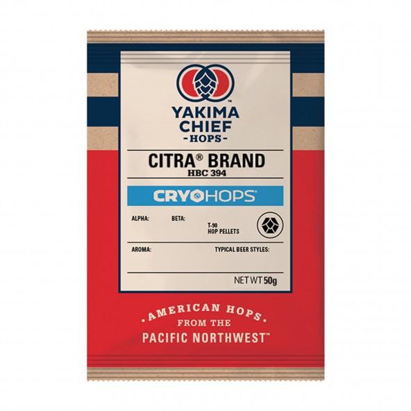 Yakima Chief Hops® Cryo Hops® Hopfenpellets - 50 g