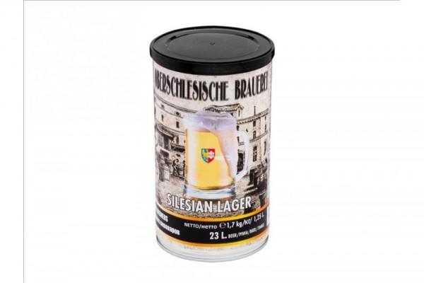 Schlesisches Lagerbier - Bierkit - 23 Liter