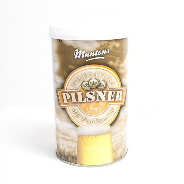 Bierkit MUNTONS Premium Pilsner