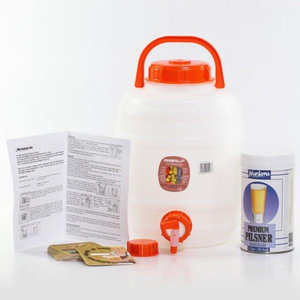 Speidel Private Hausbrauerei Erstbrauer bis 10 Liter