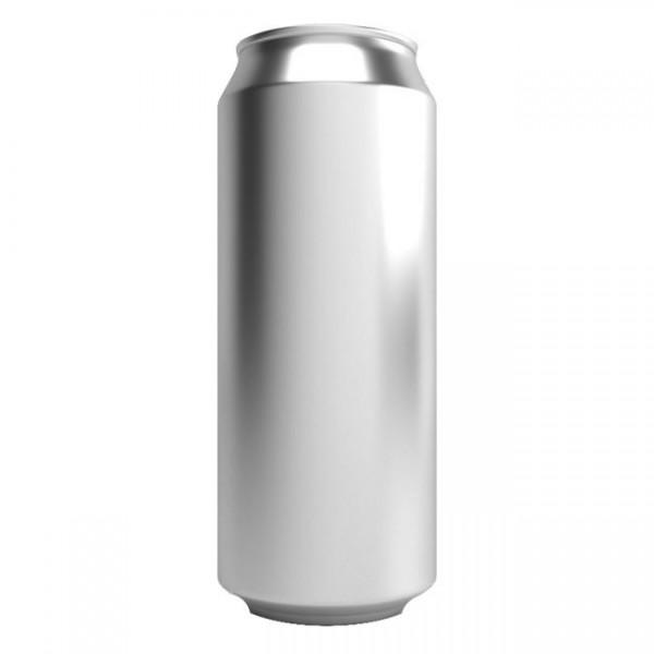 Aluminiumdosen 50 cl mit Deckel für Cannular - 207 Stück