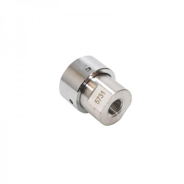 Direktzapfadapter für Ball-lock / Steckkupplung