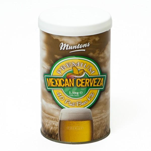 Bierkit MUNTONS Mexicanisches Bier