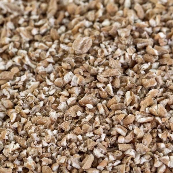 Weizenmalz hell für helle Weizenbiere EBC 3-5 geschrotet
