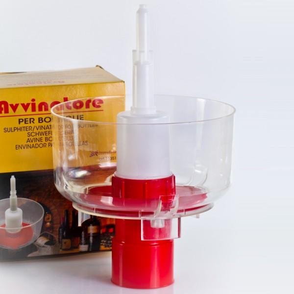 Flaschenspüler - Flaschenspülgerät Avvinatore