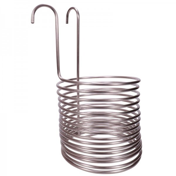 Würzekühler Edelstahl Eintauchmodell für 70 Liter Würze