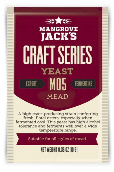 Mangrove Jack's Craft Series 10 g - Mead M05