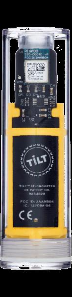 Tilt Hydrometer / Thermometer kabelos - per Funk Daten aufs Handy