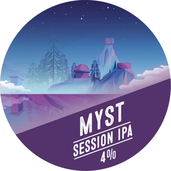 """MYST - Session IPA""- Braupaket 5 Liter"