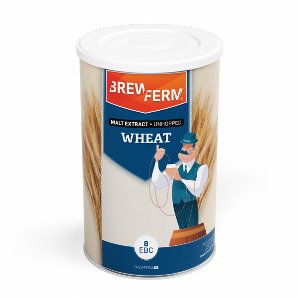 1,5kg Malzextrakt Weizen