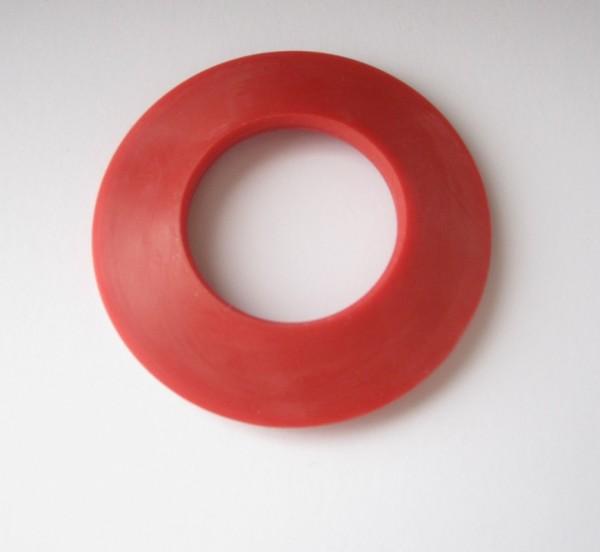 Dichtungsring/Gummidichtung für 2 Liter Siphons/ Biernestor - rot