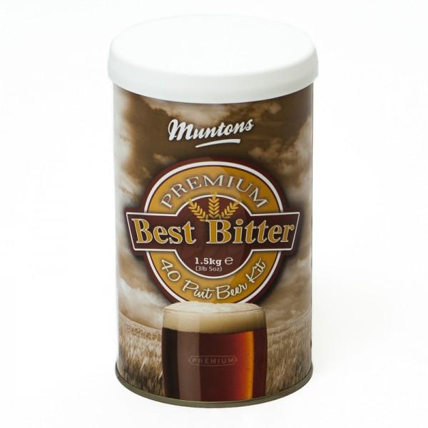 Bierkit MUNTONS Premium Bitter
