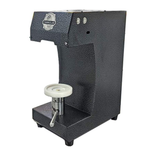 Cannular Semiautomatic Canning Machine