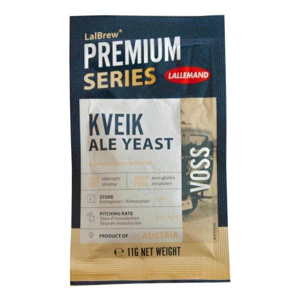 LALLEMAND LalBrew™ trocken Bierhefe Voss Kveik Ale - 11 g