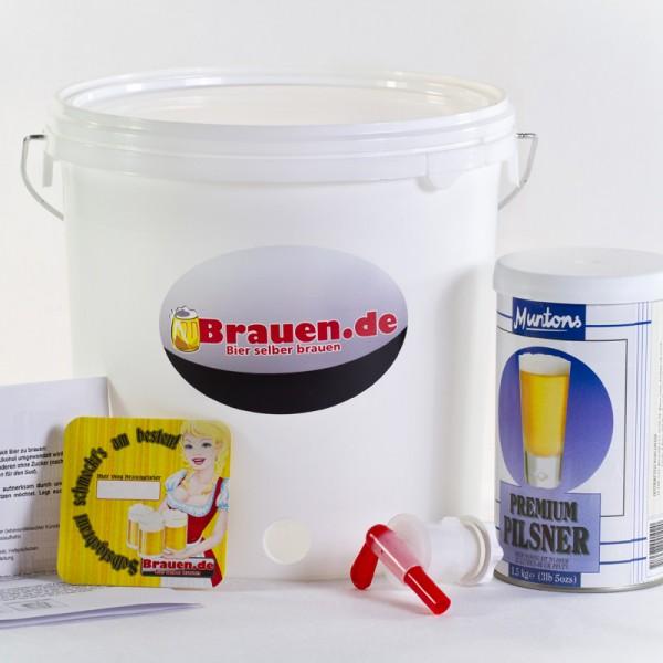 Private Hausbrauerei Erstbrauer bis 10 Liter
