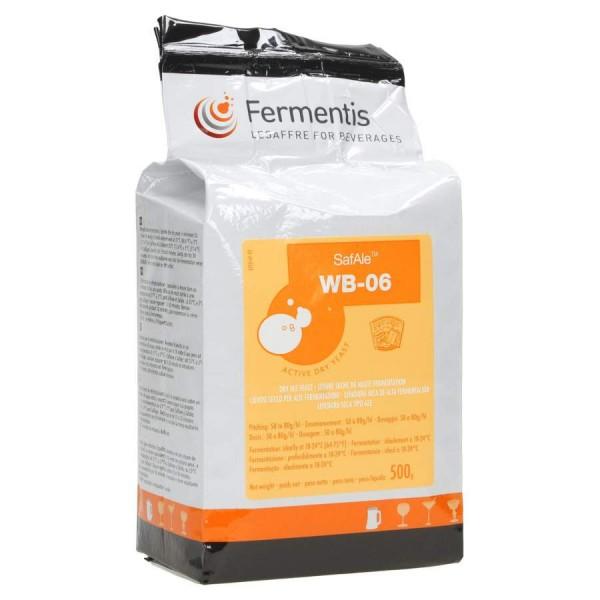 Fermentis trocken Bierhefe SafAle WB-06 500 g