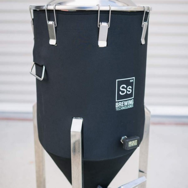 Ss Brewtech™ Jacket für 27 l (7 gal) Chronical Fermenter
