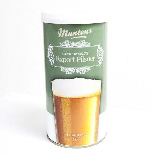 Muntons Export Pilsner Bierkit 1,8 kg