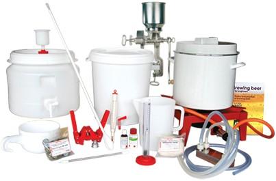 Vollständiges Gas Starterpaket für Malzbrauer zum Bierbrauen